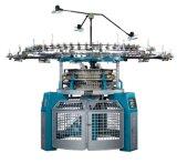 Einzelne Jersey-Jacquardwebstuhl-Maschine (Stickereimaschine) (industrielle Nähmaschine)