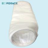 D102 millimètre X 410 sachet filtre liquide du millimètre pp pour le traitement industriel
