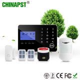 Sistema de alarme inteligente da HOME GSM/PSTN da casa do indicador do LCD (PST-PG994CQT)