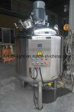 el tanque de mezcla termoeléctrico líquido de la envuelta exterior calefactora del acero inoxidable 300L