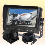 Sistema prendido resistente da vista traseira com a câmera do IR da noite para o caminhão