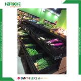 Caixa plástica durável do vegetal e da fruta