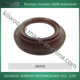 A borracha de silicone sela a gaxeta de borracha do selo dos selos do óleo da roda