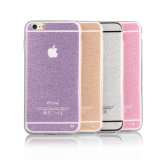 iPhone 6のための卸し売りGlister Soft TPU Cell Phone Case