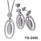 I monili caldi di vendita hanno impostato 925 l'argento (YS-2380, YS-2384, YS-2397, YS-2398, YS-2399, YS-2400)