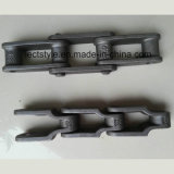 Цепь стальной отливки C188 C110 C132 C55 C56 Cc600
