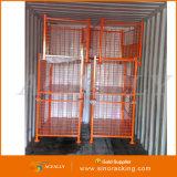 Конвертер столба паллета хранения пакгауза стальной