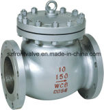 Pressione Sealed Swing Check Valves (ad alta pressione)