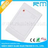 al aire libre impermeable montado en la pared del lector de tarjetas de 13.56MHz RFID