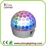 4X3w Licht van het Effect van de Partij van de Huisvesting van de Vlek van RGBW het Mini Witte