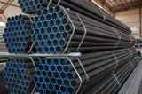 Pipe en acier recuite noire ronde de carbone de Q235B