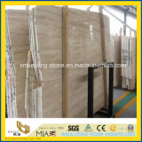 Romano naturale Beige Travertine per Tagliare--Size a Slab o Floor Tile