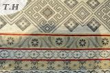 Горячая ткань софы жаккарда синеля типа 2016
