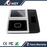 Face+Fingerprint Recognition Time Attendance와 Access Control (ZK iface302)