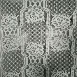 中国の工場Chantillyの刺繍の綿のレース