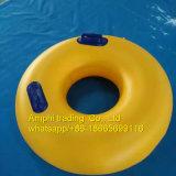 Flotador redondo del agua inflable