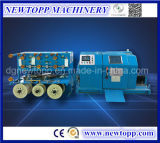 수평한 Single Strander Machine 또는 Twisting Machine