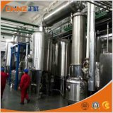 Fruit Juice/PureeのためのWenzhou Chinz二重Effect External Circulation Vacuum Concentrator