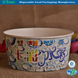 Paper disponible Bowl para Ice Cream con Lid
