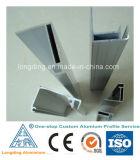 Extrusões de alumínio do projeto diferente