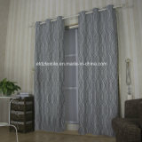 Europea populares tela teñida cortina de la ventana