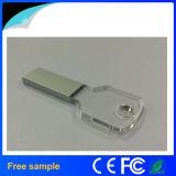 2016 mecanismo impulsor verdadero del flash del USB del UDP del cristal de la capacidad 8GB del regalo promocional