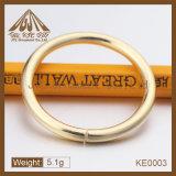 Anelli del metallo di qualità 31mm di modo Nizza nel commercio all'ingrosso di colore dell'oro