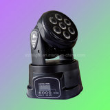 lumière principale mobile bon marché petite de 7pcsx3w 3in1 DEL (ICON-M005C)