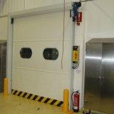 Industrielle elektrische Belüftung-schnelle Rollen-Blendenverschluss-Tür für Kaltlagerungs-Anwendung (HF-J305)