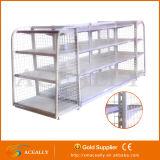 Удобное хранение металла магазина Shelves полки супермаркета шкафов