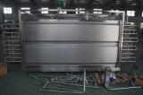 Sterilizzatore a temperatura ultraelevata del tubo del purè completamente automatico della frutta