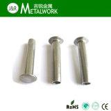 Revit semitubular de aluminio (semi-hueco)