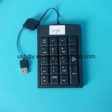 Mini cable del teclado de Digitaces, teclado del ordenador portátil