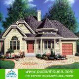 Chambre en acier durable et de luxe de villa de bâtiment pour la maison/appartement/ressource vivants