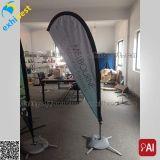 Основание креста флага пляжа печатание напольного нового продукта изготовленный на заказ