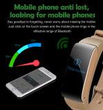 スマートなブレスレットの腕時計の健康または適性の追跡者かスマートな時計バンド2016年