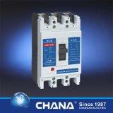 автомат защити цепи случая 3phase 4poles 500V 63A отлитый в форму MCCB