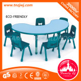 Воспитательный стул таблицы мебели класса детей оборудования