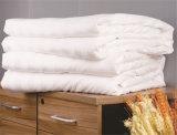 Quilt da seda de Mulberry do tamanho da rainha da listra da maquineta do tipo de Thx