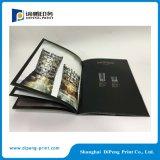Qualitäts-Glasprodukt-Katalog-Druckservice