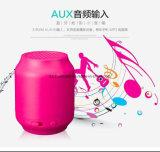 2017 mini Bluetooth haut-parleur rond chaud du poste Bt25 avec la qualité et le modèle
