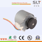 Baixo Noise 4 Phase 12V Stepper Motor para Textile Equipments