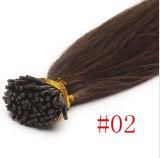 8A a classe Remy indiano eu derrubo extensões do cabelo