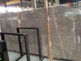 中国の起源の自然な石造りのAthenaの灰色の大理石のカウンタートップ