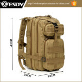 9カラーLevel III Tactical Military Army Backpack Camping Hiking Bag