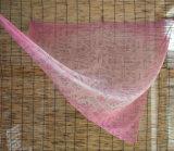 Grande foulard lungamente stampato di formato del voile