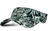 Entwurfs-Blumen-Mustersun-Masken-Schutzkappen-Hüte abkühlen