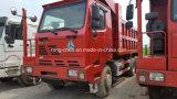 Caminhão de descarregador usado de Sinotruck HOWO do caminhão de Tipper de HOWO