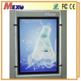 Logoの水晶Acrylic Advertizing Magnetic LED Light Box