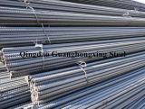 Hrb 500, ASTM A615, BS4449, JIS G3112, Warmgewalste, Misvormde Rebar van het Staal